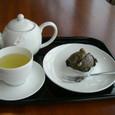桜茶と、シュークリーム(黒鳥ver.)